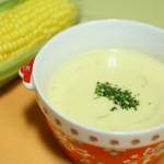 コーンスープの調理方法