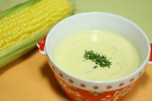 コーン スープ レシピ